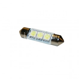1 sæt Pinol, 3 SMD, 36 mm, Can-Bus, 5000K