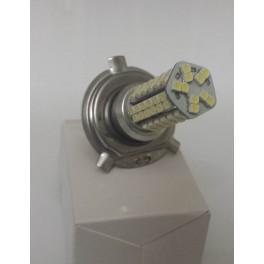 LED Tågelygter H4 82 SMD 6000-6500 Kelvin 3528